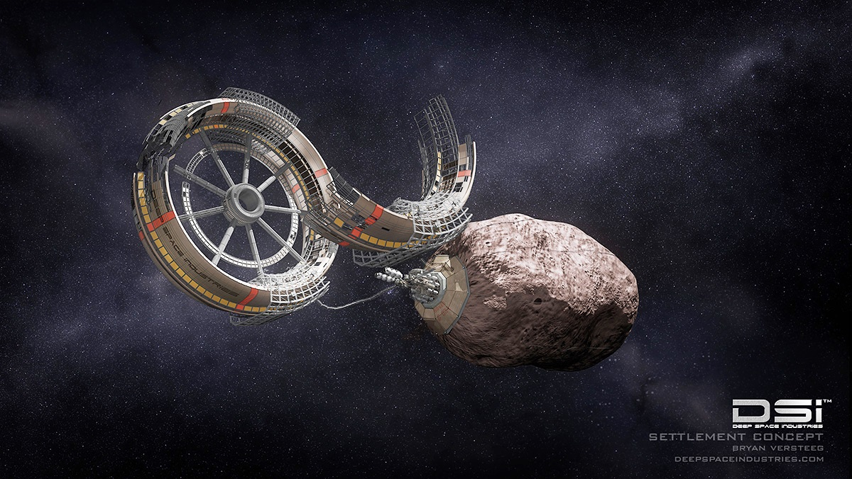 Uzayda Maden Aramaya Hazır mısınız? - Amfiweb